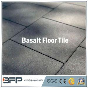 Polished/Flamed Stone Basalt Floor Tile for Flooring/Wall/Landscape pictures & photos