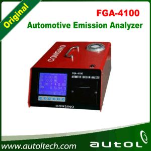 Factory Suppy Fga-4100 Automotive Emission Analyzer, Automotive Gas Analyzer Machine pictures & photos