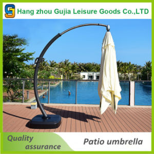 2015 Newest Design Outdoor Sun Garden Parasol From China