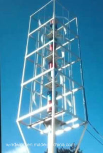 Ce Approved Vertical Axis Wind Turbine Generator pictures & photos