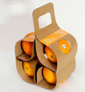 Novelty Kraft Paper Packaging Sleeve pictures & photos