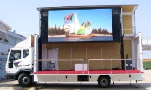 Traffic Moving LED Display Screen pictures & photos