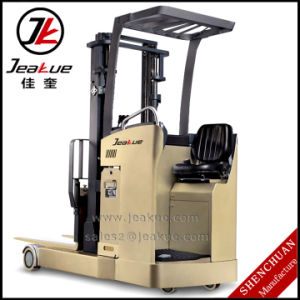 Hot -Selling Cheap Price 1.5t-2t Seated Forward Electric Forklift pictures & photos