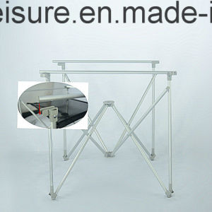 Aluminum Folding/Camping Table (with patent) pictures & photos
