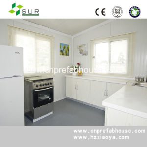 Standard Mobile Prefabricated Container House for Living pictures & photos