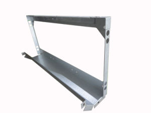 Precise Stainless Steel Structure, CNC Bending Part, Customized Sheet Metal Fabrication