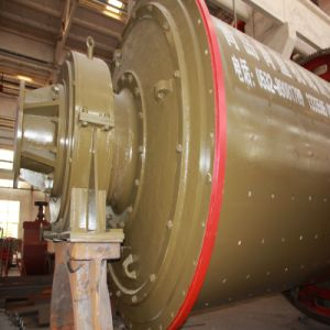 Wet Overflow Energy-Saving Ball Mill pictures & photos