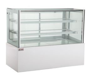 Hot Sale Stainless Steel Cake Display Showcase pictures & photos