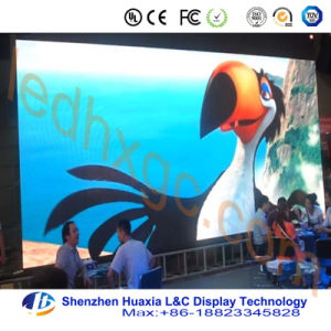 P4 Indoor LED Programmable Sign Display Board