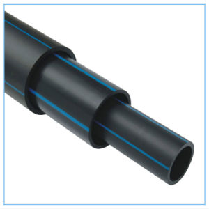 HDPE Pipe, PE100 Pipe for Water Supply pictures & photos
