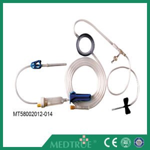 CE/ISO Approved Disposable Precision Infusion Set (MT58002013) pictures & photos