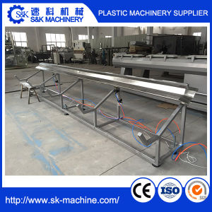 Single Screw Extrusion Line for PE/PP/PPR Pipe/Tube pictures & photos