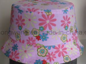 Printed Children Bucket Hat/Cap, Sports Baseball Hat pictures & photos