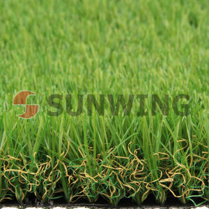 Sunwing 40mm Artificial Turf for Garden Decoration pictures & photos