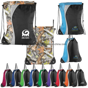 Multicolor Sports Drawsrting Bags for Advertisement pictures & photos