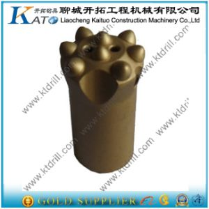 38mm 4 Buttons Taper Button Drill Bit pictures & photos
