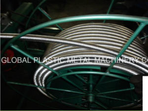 Corrugated Flexible Metal Water/Gas/Solar/Sprinkler Hose Forming Machine