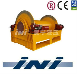 Ini 600kn Marine Winch with Caliper Brake pictures & photos