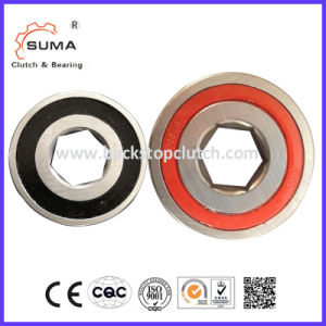 Csk Bearing Manufacturer Hexagonal Inner Ring Agricultural Bearing pictures & photos