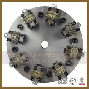 Grinding Diamond Bush Hammer Plate pictures & photos