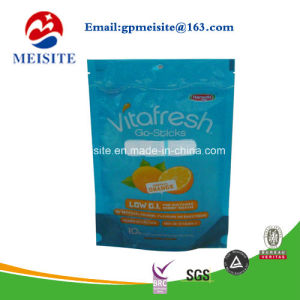 Top Quality Biodegradable Stand up Juice Powder Pouch