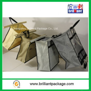 Non Woven Reusable Grocery Shopping Trolley Bag pictures & photos