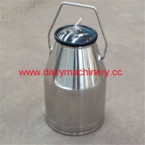 Milk Cask for Milking Machine Parts, Milk Can pictures & photos