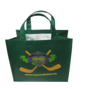 Professional Wine Bag/Portable Wine Bag/Custom Printed Wine Paper Bag pictures & photos