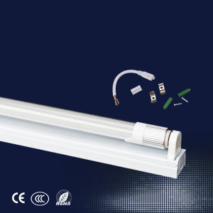 Ce RoHS Certification 110 V 220V 120 Beam Angle 18W LED Tube T8 Lamp with Cheap Factory Price pictures & photos