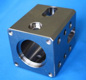 High Quality Manufactured Precision CNC Machined Part pictures & photos