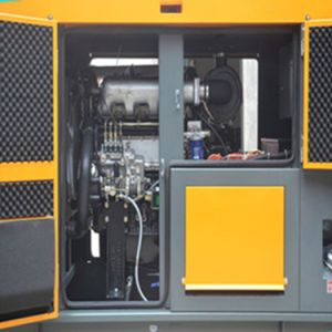 Lovol Engine Silent Diesel Generator for Construction Use with Chnt Breaker pictures & photos