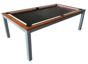 7′ 3 in 1 Steel Billiard Table pictures & photos