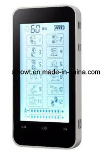 latest Touch Screen Tens Massager with 24modes and Good Quality
