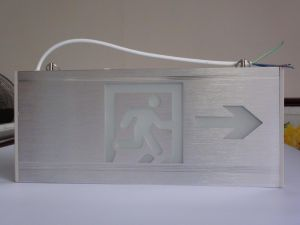 Emergency Exit Indication Lamp pictures & photos