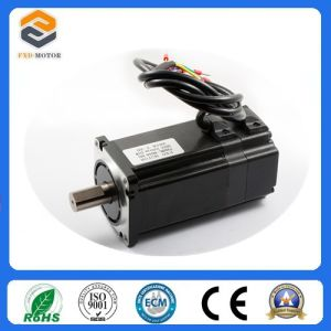 NEMA24 Stepper Motor with SGS Certification pictures & photos