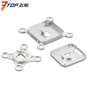 CNC Machining Upper and Lower Body Shell for Drone pictures & photos