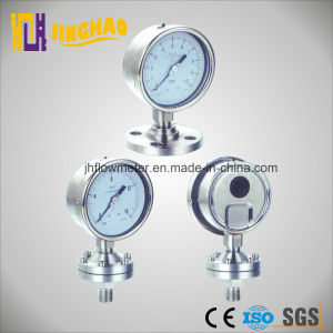 Flange Diaphragm Seal Pressure Gauge (JH-YL-TP) pictures & photos