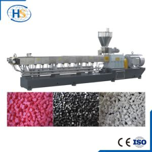 Glass Fiber Hot Cutting Plastic Extrusion PE Granulation Line Equipment pictures & photos