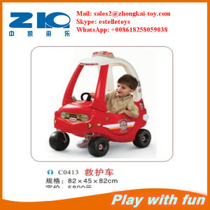 Small House Car with Wheel pictures & photos