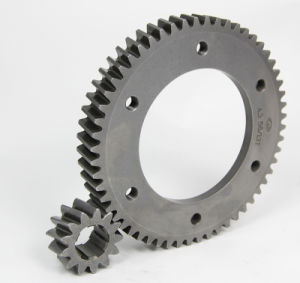 High Precision Differential Ring Crown Wheel and Pinion Gear pictures & photos
