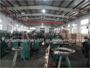 Annular Flexible Metal Conduit Making Machine for Gas Hose pictures & photos