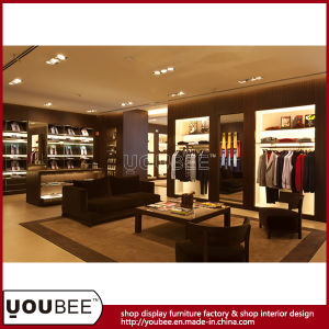 China men garment shopfitting men clothes shop decoration - Men s clothing store interior design ideas ...