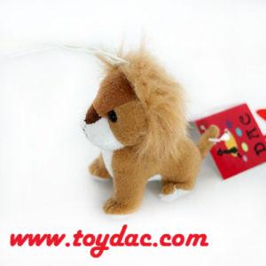 Plush Cartoon Lion Key Ring pictures & photos