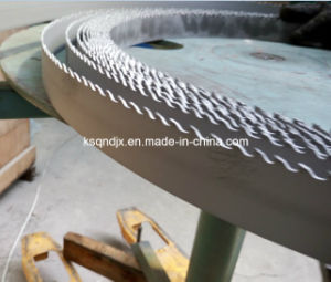 Manufacturer for The Bimetal Bandsaw Blades pictures & photos