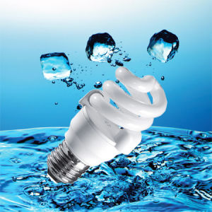 T3 18W Spiral Light Energy Saving Bulbs with CE (BNF T3-FS-C) pictures & photos