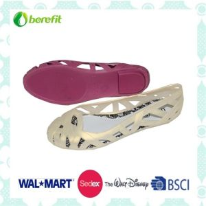 Confortable Wear Feeling, PVC Casual Shoes pictures & photos