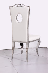 Modern Stainless Steel Dining Chair for Restaurant pictures & photos
