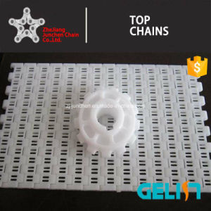 900 B-2 Series Packing Machine Plastic Mash Chain Conveyor Belt for Food pictures & photos