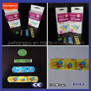 Waterproof and Breathable Carton Bandage for Swimming Teach pictures & photos