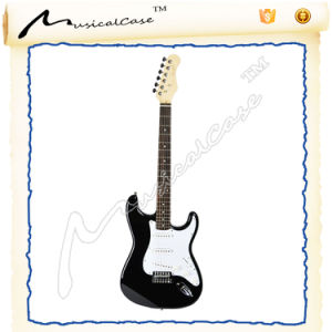 Chinese Left Hand Electric Guitar in Market pictures & photos